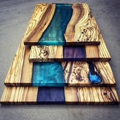 Me gusta, 9 comentarios - Zii WOOD Zii (Zita.z) en Inst . Diy Resin Table, Epoxy Wood Table, Epoxy Resin Table, Epoxy Resin Art, Diy Epoxy, Resin In Wood, Diy Wood Projects, Woodworking Projects, Woodworking Resin