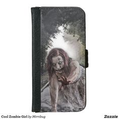 Cool Zombie Girl