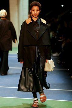 Céline Fall 2016 Ready-to-Wear Fashion Show