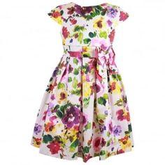Abella Dress Floral Multi