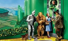 Did the map included in The Wizard of Oz help you find your way to the Emerald City?
