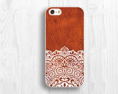 popular lace iPhone 5 case wooden printing  IPhone 5S by LiveCase, $9.99
