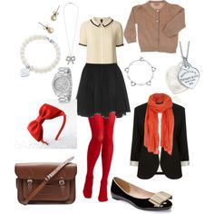 Blair Waldorf's Style, created by pilar-casellas on Polyvore