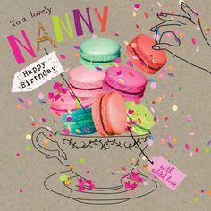 Birthday Nanny