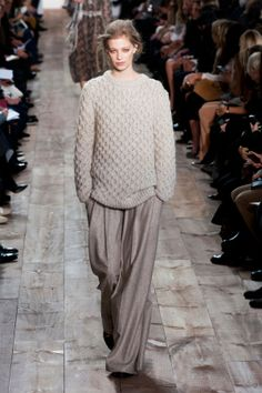 Michael Kors AW14, New York Fashion Week