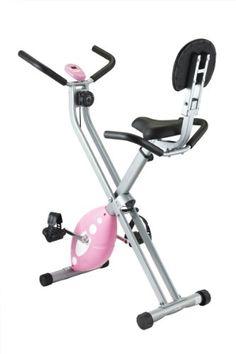 Sunny Folding Recumbent Bike - List price: $169.00 Price: $124.98 + Free Shipping