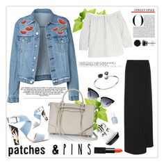 """""""Just because something good ends, doesn't mean something better won't come along."""" by mars ❤ liked on Polyvore featuring Gucci, Essie, Maison Margiela, Georgia Perry, Madewell, Rebecca Minkoff, Anya Hindmarch, Fendi, NARS Cosmetics and BERRICLE"""