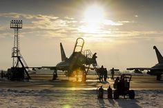 Typhoon And Flight Crew At RAF Coningsby by Defence Images, via Flickr