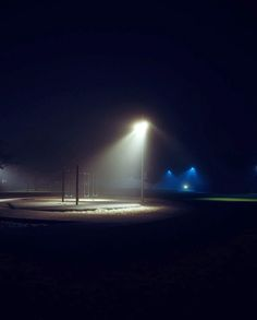 """Night Landscapes"" by Amanda Friedman 