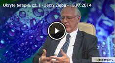 Najnowsza książka UKRYTE TERAPIE dr Jerzego Zięby - rewolucyjnego badacza zdrowia, przedstawia proste, tanie i niezwykle skuteczne metody leczenia wielu ciężkich chorób, nawet takich jak rak, stwardnienie rozsiane czy groźne choroby wirusowe.  Leczenie polega na ….dużych dawkach witamin, podawanych dożylnie. Książka zawiera zbiór badań wielu lekarzy, którzy odnieśli spektakularne rezultaty w leczeniu swoich pacjentów.   Obejrzyj film - wywiad z autorem: https://youtu.be/4fhezw-8_pM