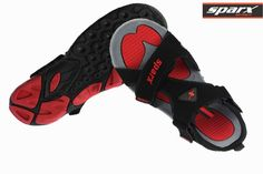 Sparx Men Red Black Floaters Sandals at our best price ₹ 1099/- only.