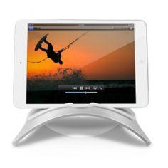 Настольная подставка Twelve South BookArc для iPad/iPad mini, металлическая. Цвет: серебряный
