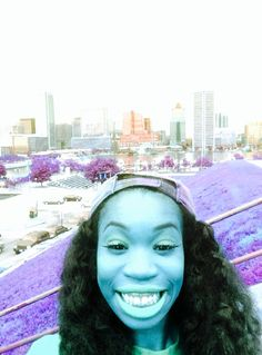 Baltimore is my newest home; still can't shake feeling like an alien from another planet.    —My Diary : Journey to Enlightenment