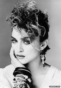 the beginning -- Madonna -- I had every single TAPE released.. even the movie soundtracks :)