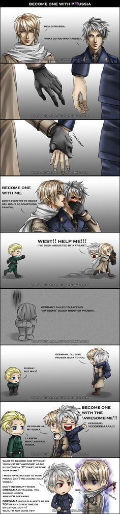 APH: Become one with pRussia by xiaoyugaara.deviantart.com on @deviantART