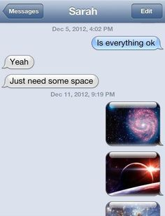 Leave it to Sarah - funny pictures - funny photos - funny images - funny pics - funny quotes - funny animals @ humor Lol Text, Funny Text Messages, No Me Importa, Just For Laughs, Funny Texts, Random Texts, Drunk Texts, Epic Texts, Stupid Texts