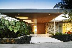 Mid-Century Modern Freak   1957 Isabel Trust Residence   Architect:W....