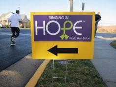 2011 Ringing In Hope 10K Race Recap - Deb Runs