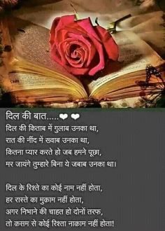 V beautiful n true lines Touching Quotes About Life, Heart Touching Love Quotes, Heart Touching Shayari, Hindi Attitude Quotes, Love Quotes In Hindi, Best Love Quotes, Morning Love Quotes, Good Morning Love, Love Birds Quotes