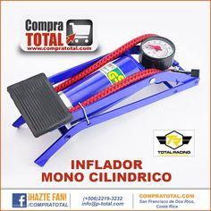 INFLADOR MONO CILINDRICO #CompraTotal - #TotalRacing