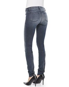 36249ae3 $242 J Brand 8860 Photo Ready Kamila Zip Super Skinny Jeans in Crush Size  25 #