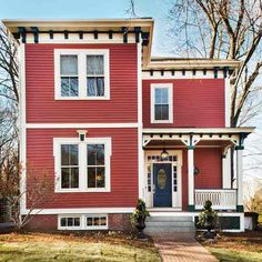 """The beautiful """"AFTER"""" of our latest TOH TV house."""