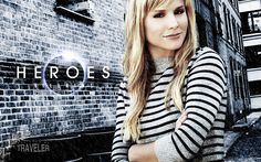 Kristen Bell is only at her best when she's playing a villain. Hero Tv Show, Heroes Reborn, February 8, Kristen Bell, Great Tv Shows, Mars, Youtubers, Tv Series, Rocks
