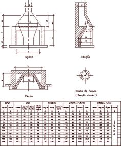Fireplace stove (dwgAutocad drawing)