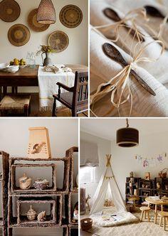 Well-Decorated Bungalow in California ♥ Красиво декорирано бунгало в Калифорния | 79 Ideas