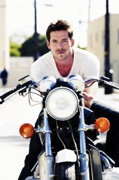 sean maguire | Tumblr Robin Hood on OUAT.  I swear when a man sits on a motorcycle he becomes 600 times even more attractive