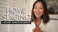 Home Staging + House Announcement | Aimee Song House Tour + House Decor ...