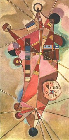 Kandinsky. Fixed points.