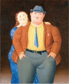 Kolombiyalı ressam ve heykeltıraş Fernando Botero 27 Nisan – 25 Haziran tarihleri arasında Karaköy, Anna Laudel Contemporary'de.