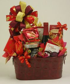 Valentine Day Gift Delivery In Pune. Gift Baskets  Orlando Gift Basket  The Basket Case