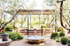 Outdoor Escape Dinning Space