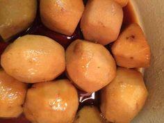 里芋の煮物の画像