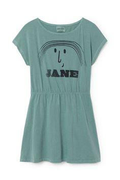 Bobo Choses Little Jane Shaped Dress