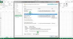 Cara Install Add-ins Analisis Regresi di Excel