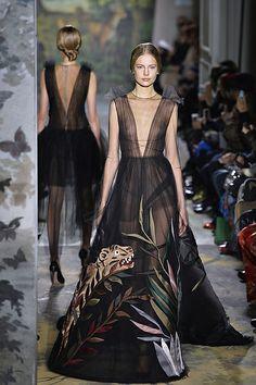 Valentino spring 2014 haute couture Платья Оскар, Пенелопа Крус, Высокая  Мода, Платье Юбка fd7f869eb70