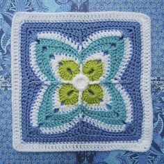 $5.00 on Ravelry for $6 patterns. 1 square FREE