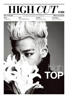 Korean pop group Big Bang member T.O.P