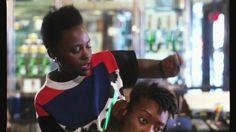 Lupita Nyong'o Braids, a short for VOGUE