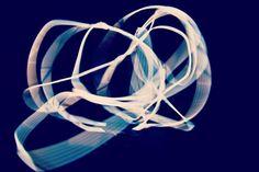 Cubic. Aus der Serie Looping. 2013 Rotierende Raumcollagen aus Draht, Gitter, Klebeband, Schnur, Formrohr und teilweise Schwarzlicht Skulptur, Objekt, Video, Installation, Fotografie Markus Wintersberger 2013  #medienwerkstatt006 #markuswintersberger #cubic #skulpturinbewegung #rotation #mnemosyne #objekt #draht #lichtskulptur #vienna #wien #austria #österreich