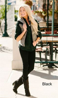 Women's Tweed Vest for Fall | $29.99 | Shop handmade and boutique deals up to 80% off on Jane.com!