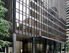 Clásicos de Arquitectura: Seagram Building
