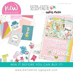 Hey there sweet friends! Happy Monday!!!! What a great day for another reveal!!!! When Stephanie and I first started talking about this line I LOVED the idea of playing with some fresh colors, and bring that cute little bird from our CHRISTmas line into a FRESH spring look and I seriously could not love it more! I love seeing the …