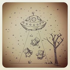 Jellybot abduction