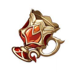 Lavawalker | Genshin Impact Wiki | Fandom Flickering Lights, Dark Smoke, Bird Wings, Ios Icon, Game Item, Flower Of Life, Epiphany, Fantasy Books, Fine Wine