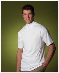 $45.36 > Adidas Golf A27 Men's ClimaCool Mock Neck Shirt - Available Colors: 2, Size Range: S - 3XL
