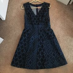 Anthropologie dress. Like new! Great fit and huge pockets. Fun pattern. Plenty by Tracy Reese Anthropologie Dresses